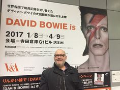David Bowie Is - Tokyo 10 March 2017 David Bowie Is Exhibition, 10 March, Shows 2017, Tokyo, Movie Posters, Tokyo Japan, Film Poster, Popcorn Posters, Billboard