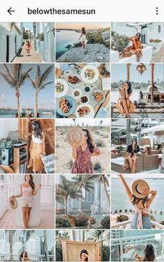 Best Instagram Feeds, Instagram Feed Ideas Posts, Instagram Grid, Instagram Design, Instagram Life, Ig Feed Ideas, Feed Insta, Theme Color, Insta Photo Ideas