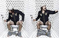 Tyler and the toilet of irony by martin prihoda, via 500px