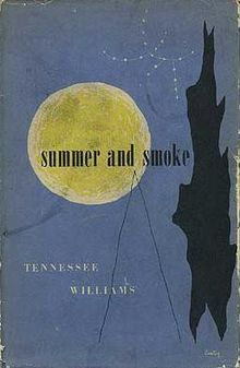 summer and smoke first edition -    New York: New Directions. 1948. First Edition; Second Printing. Hardcover.
