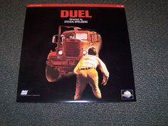 Laser disc cover USA
