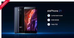 elePhone Z1, porque las prestaciones y el diseño tambien pueden ser economicos