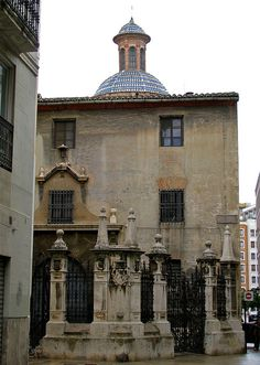 Real Colegio Seminario del Corpus Christi o Museo del Patriarca. Valencia Spain