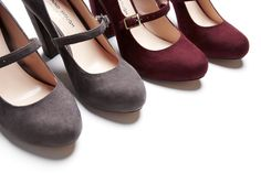 Cute Mary Jane shoes for winter