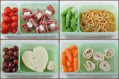 Back-to-School Lunch Ideas — Very Culinary Back To School Lunch Ideas, School Lunch Box, School Snacks, Lunch Boxes, Lunch Snacks, Healthy Snacks, Work Lunches, Kid Snacks, Healthy Nutrition