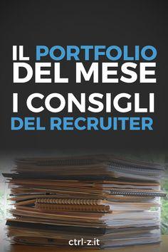 Come presentare al meglio un portfolio di architettura per una candidatura da stagista? Parla Irene, recruiter presso uno studio di architettura internazionale.