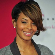 Más de 20 cortes de pelo corto lindos para las mujeres negras //  #Cortes #corto #lindos #más #mujeres #negras #para #pelo