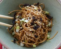 Ottolenghi Soba Noodles Recipes — Dishmaps