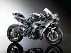 2015 Kawasaki Ninja H2R Supercahrged