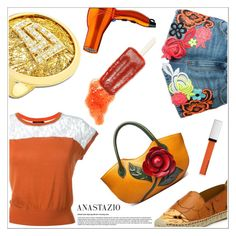 """""""Anastazio-summer"""" by anastazio-kotsopoulos ❤ liked on Polyvore featuring Chloé, Christopher Kane, Loveless, Anastazio, Conair and Givenchy"""