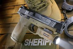 SNEAK PEEK: Smith & Wesson M&P45 The Smith & Wesson M&P45 is a favorite or civilian and law enforcement shooters alike.