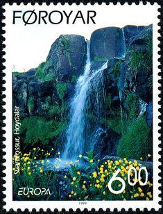 Faroe Islands - Europa 1999