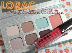Spring 2013 Ulta Exclusive: Lorac Mint Edition Collection Pictures and Swatches