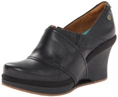 MOZO Womens Divine WedgeBlack8 M US * Click image to review more details.
