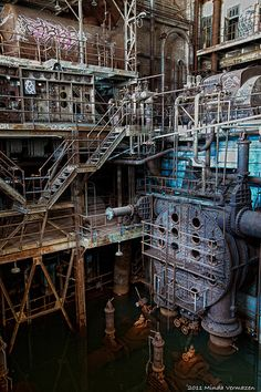 89 best Deco Tech images on Pinterest | Abandoned places, Ruins and Ruin