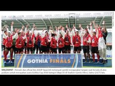 ASIOP APACINTI & TOPSKOR INDONESIA NEW CHAMPIONSHIP GOTHIA CUP 2016