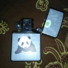 "3 Likes, 1 Comments - ÃrÿØ ßjårdš™|AnkerBellok™Parts (@bjards) on Instagram: ""🔥 Zippo Black Panda Spectrum  #Spectrum #zippospectrum #zippoid #zippoindonesia #jualzippo…"" For Sale"