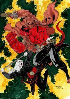 Hellboy by Daniel HDR