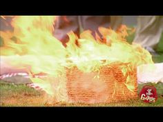 Just for laughs – Flaming Boy Scout Inferno