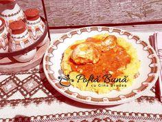 Ostropel de pui cu sos tomat, reteta clasica Diy Food, Make It Yourself, Recipes, Youtube, Wings, Zucchini, Recipies, Ripped Recipes, Youtubers