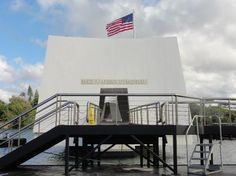 The USS Arizona Memorial is the most recognized icon of World War II Valor in the Pacific National Monument, a unit of the National Park Service. Access is gained through the Pearl Harbor Visitor Center.