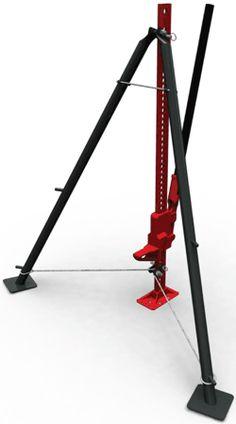 Безопасные Ноги Джек, стабилизатор для Привет-Lift Jacks