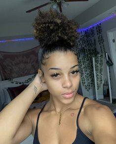 Black Girls Hairstyles, Hairstyles For School, Everyday Hairstyles, Trendy Hairstyles, Wig Styles, Curly Hair Styles, Natural Hair Styles, Protective Hairstyles, Ponytail Hairstyles