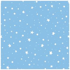The prettiest shade of sky blue makes this fun star wallpaper pop. Perfect for a space themed children& room, this design has a celestial beauty. Colorful, fun and playful, kids wallpaper will make the room pop with personality.