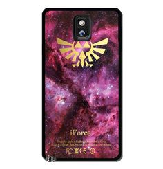 Triforce Eagle Galaxy Nebula Samsung Galaxy S3 S4 S5 Note 3 Case
