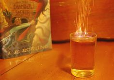 Harry Potter Mixology: Butterbeer, Firewhiskey, Pureblood and Mudblood Concoctions