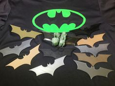 Batarang by ASLLEXICON. Based on a design by japhillips87.