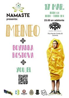 Namaste 2017 de Ourense. Ocio en Galicia | Ocio en Ourense. Agenda de actividades: cine, conciertos, espectaculos