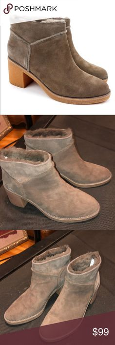 ffbc8b230e3 UGG Kasen boot in mouse size 9 Beautiful suede UGG boots in mouse. Worn less