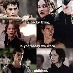 Great books and the movies are pretty good but I will always love these characters they are great!!! Game Quotes, Movie Quotes, Book Quotes, Quotes Quotes, Fandoms Unite, I Love Books, Good Books, Fandom Quotes, Hunger Games Series