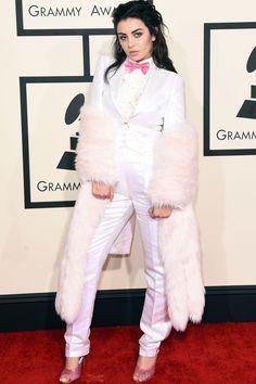 Women in Suits: Ladies Who Got It Right  - ELLE.com