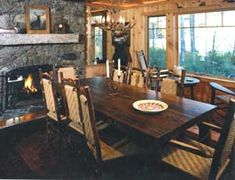 dinning table Dinning Room Tables, Dining, Kitchen Shop, Rustic Furniture, This Is Us, Woodworking, Cabin, Crafty, House