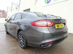 eBay: *2017 17 REG* FORD MONDEO TITANIUM TDCI DIESEL AUTO NEW SHAPE DAMAGED SALVAGE #carparts #carrepair