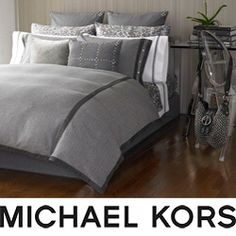 michael kors nob hill 6piece duvet set overstock shopping great deals