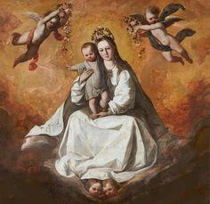 Nuestra Señora de la Merced  es la patrona de los frailes mercedarios, que fueron fundados por san Pedro Nolasco en 1218, al servicio de ...