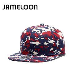 JAMELOON  fashion Baseball Caps Red Blude Snapback hat for Men women  Leisure Hat cap c3739ff9de23