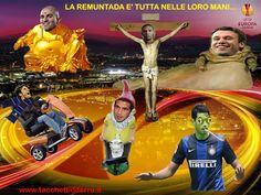 Remuntada Inter vs Tottenham