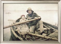 The Helping Hand Giclee Print by Emile Renouf at Art.com