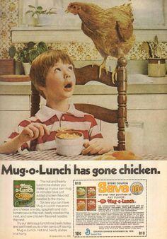 Mug-o-Lunch (1979).