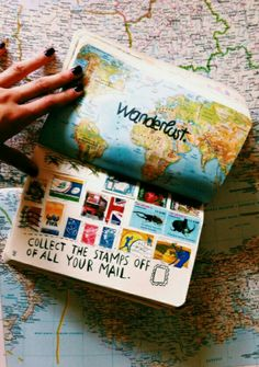 >> Wreck this Journal