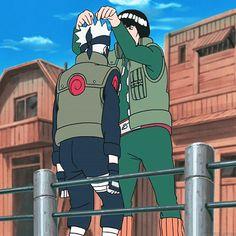 <3 Kakashi & Gai
