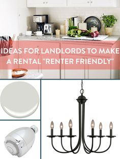 Tips For Landlords to Make A Rental Property Renter Friendly - great read!