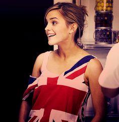 Emma Watson is so adorable.