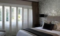 Secure your home and boost the value with shutters