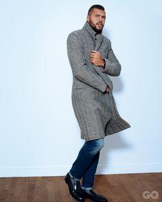 Masterclass le manteau en 10 lecons avec Jo-Wilfried Tsonga