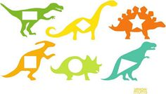 Best Photos of Dinosaur Shapes Print Outs - Dinosaur Templates for Preschoolers, Cut Out Dinosaur Shapes Template and Free Dinosaur Shape Printables Dinosaurs Preschool, Dinosaur Activities, Dinosaur Crafts, Autism Activities, Free Kids Coloring Pages, Monster Coloring Pages, Cartoon Coloring Pages, Dinosaur Era, Dinosaur Photo
